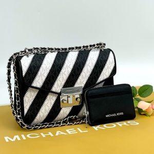 Michael Kors Rose Medium Shoulder Bag